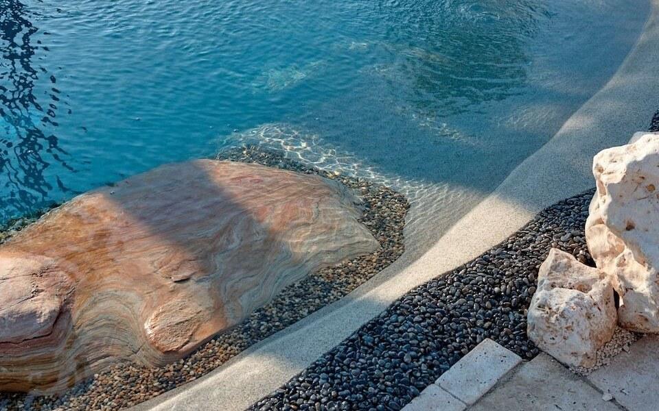 Arredo giardino piscina privata